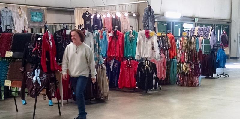 vendors Cowgirl Upscale